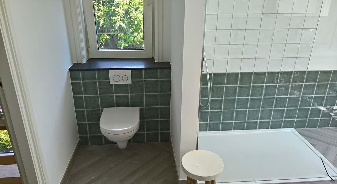 badkamer installatie bergschenhoek