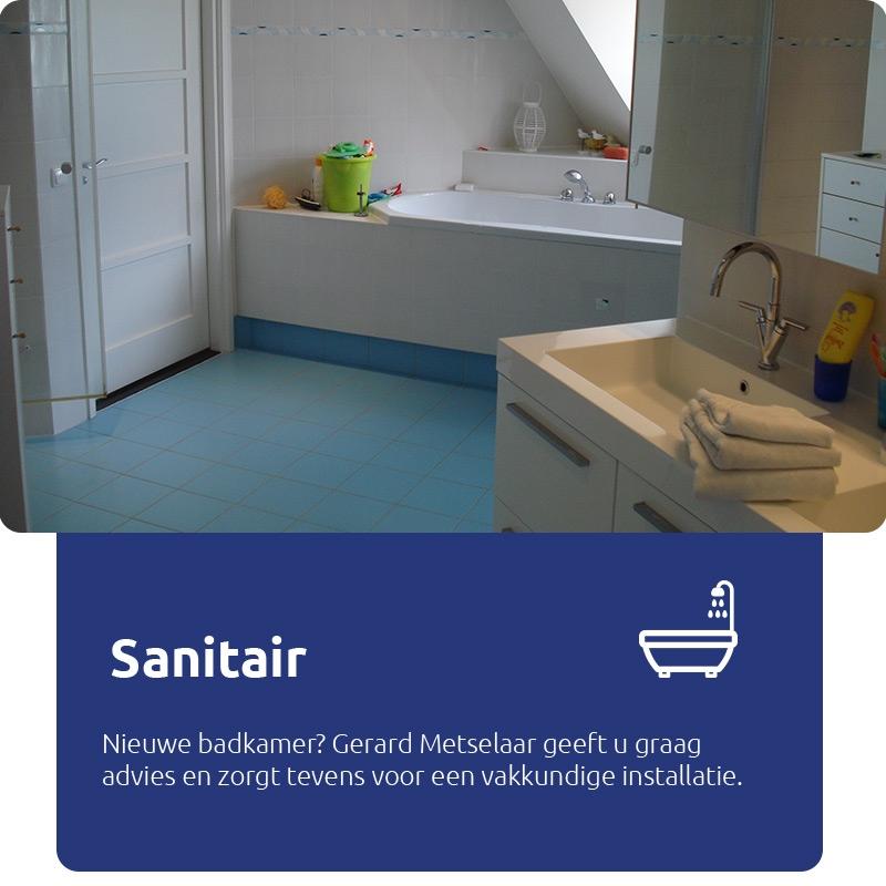 Badkamer Verbouwen Door De Installateur Uit Bergschenhoek